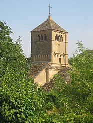 Ameugny church.jpg
