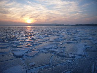 Ammersee - winter 2006