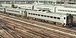 Amtrak RDCs at 14th Street Coach Yard, August 1975.jpg