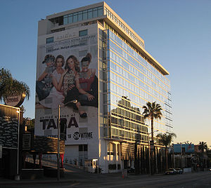 Andaz West Hollywood - Andaz West Hollywood hotel on Sunset Boulevard in West Hollywood, California