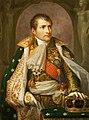 Andrea Appiani, , Kaiserliche Schatzkammer Wien - Napoleon I. Bonaparte (1769-1821) als König von Italien - GG 2346 - Kunsthistorisches Museum.jpg