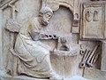 Andrea pisano, tubalkain, 1334-36, 02.JPG