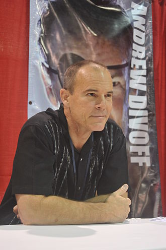 Andrew Divoff - Divoff at AdventureCon in Knoxville, Tennessee on June 13, 2008