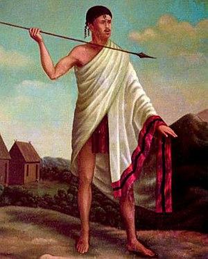 Madagascar - King Andrianampoinimerina (1787–1810)