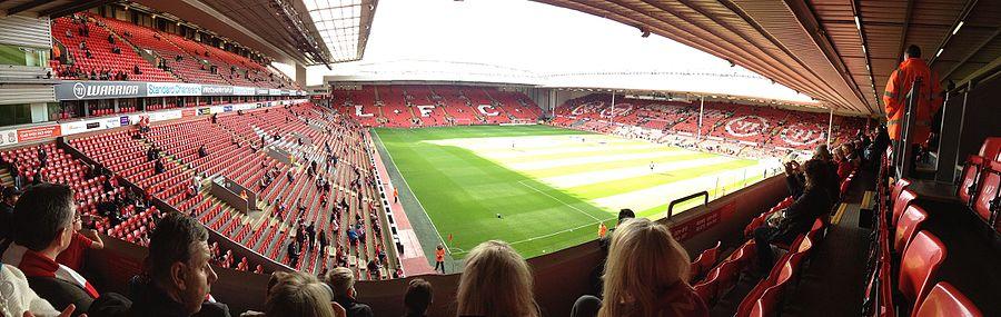 Liverpool Soccer Stadium Tour