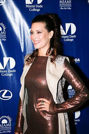 Angie Cepeda - Cepeda at the 2011 Miami International Film Festival