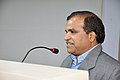 Anil Shrikrishna Manekar Delivers Speech - Iain Stewart Lecture on Communicating Geoscience through the Popular Media - NCSM - Kolkata 2016-01-25 9300.JPG