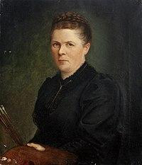 Anna Stainer-Knittel - Selbstbildnis.jpg