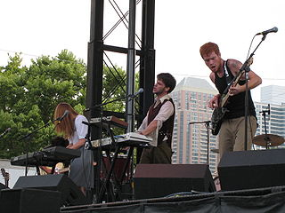 Annuals (band) American indie-pop band
