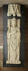 Gisant de Guillaume Le Jeune, évêque de Mende