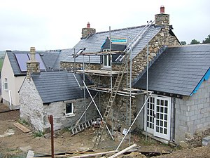Another Pembrokeshire property gets a makeover...