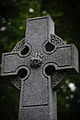 Another celtic cross in Beechwood Cemetery.jpg