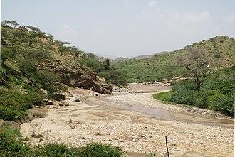 Anseba River - Image: Anseba