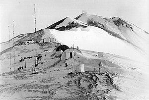 Español: Base Conjunta Teniente Matienzo año 1962