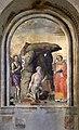 Antonio del massaro detto il pastura, ss. g. battista, girolamo, lorenzo e un committente, 1490 ca. 01.jpg
