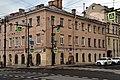Apartment house of P. Panov. 14 Bolshoy Prospekt Petrogradskaya side.jpg