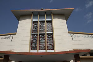 Archaeological Museum, Harappa - The museum building