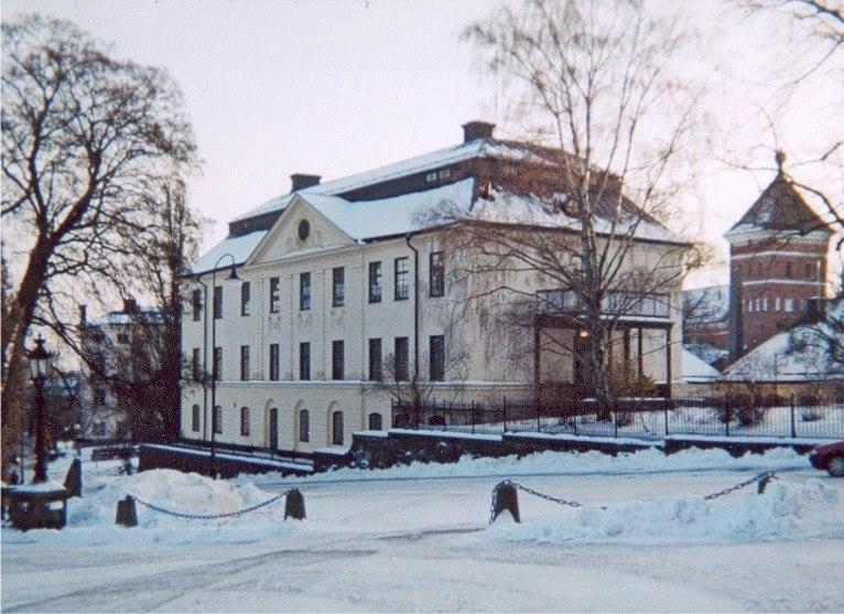 Archbishop's palace in Uppsala