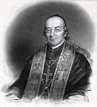 Ambrose Maréchal - Image: Archbishop Ambrose Maréchal