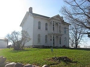 Archibald M. Kennedy House - Archibald M. Kennedy House, November 2012