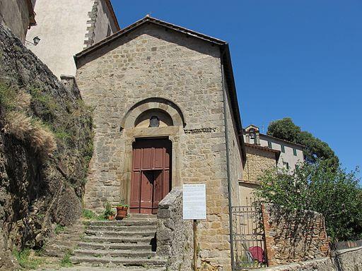 Arcidosso, Chiesa di Sant'Andrea