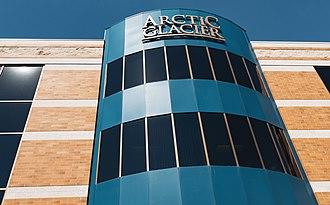 Arctic Glacier - Headquarters building in Winnipeg in 2017