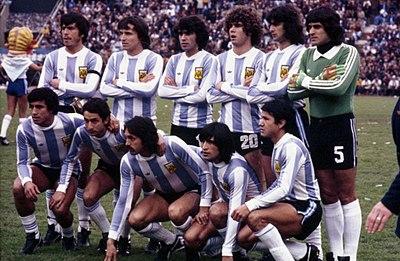 Resultado de imagen para argentina campeon 1978