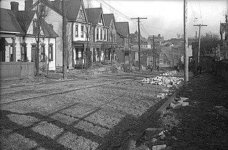Arlington (Pittsburgh) - Arlington Avenue, Arlington, Pittsburgh, 1907