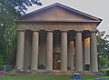 Arlington Hall, formerly Lanier University — in Morningside-Lenox Park, Atlanta.jpg