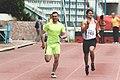 """Armando Manoku National champion of Albania on """"The cup of Albania"""" 400M.jpg"""