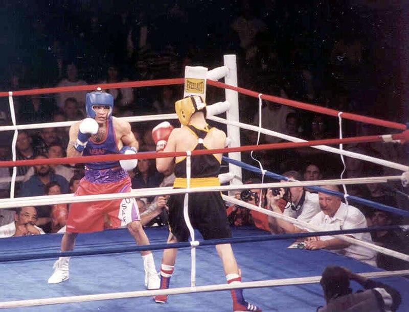 Armedforces boxing