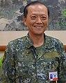 Army (ROCA) Lieutenant General Wang Hsing-li 陸軍中將王興禮 (201611171721541 澎防部指揮官王興禮中將拜會陳光復).jpg