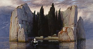 Isle of the Dead (painting) - Isle of the Dead: Third version, 1883