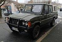 Warsaw Car Dealers >> ARO - Wikipedia