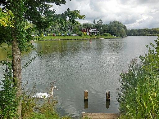 Arrow Valley Lake - panoramio