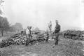 Artillerie in Feuerstellung - CH-BAR - 3237436.tif