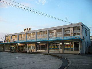 Asa Station Railway station in Sanyō-Onoda, Yamaguchi Prefecture, Japan