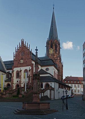 Aschaffenburg - Kollegiatstift St. Peter und Alexander