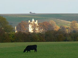 Ashdown House, Oxfordshire - Ashdown House from the northwest