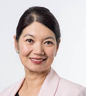 Jing Lee Malaysian-Australian politician