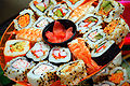 Assortment of sushi, May 2010.jpg