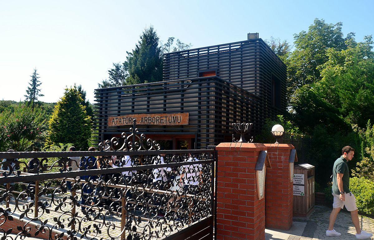 Atatürk Arboretum - Wikipedia