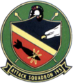 Attack Squadron 195 (US Navy) patch c1962.png