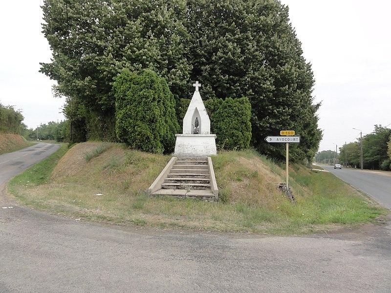 Aubréville (Meuse) oratoire