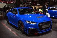Audi Tt Rs >> Audi Tt Wikipedia