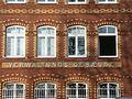 Augsburg Proviantbachstraße 1 Verwaltungsgebäude Schriftzug.JPG