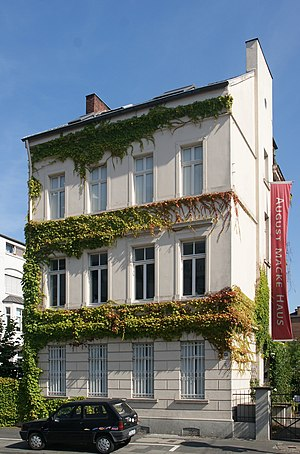 August-Macke-Haus - The August-Macke Haus in Bonn