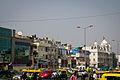 Aurobindo Road near Hauz Khas, New Delhi.jpg