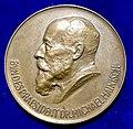 Austria, Art Deco Medal by Grete Hartmann, Michael Hainisch Federal President 1920 ND.jpg