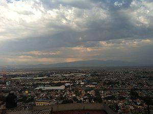 Ecatepec De Morelos Wikip 233 Dia A Enciclop 233 Dia Livre